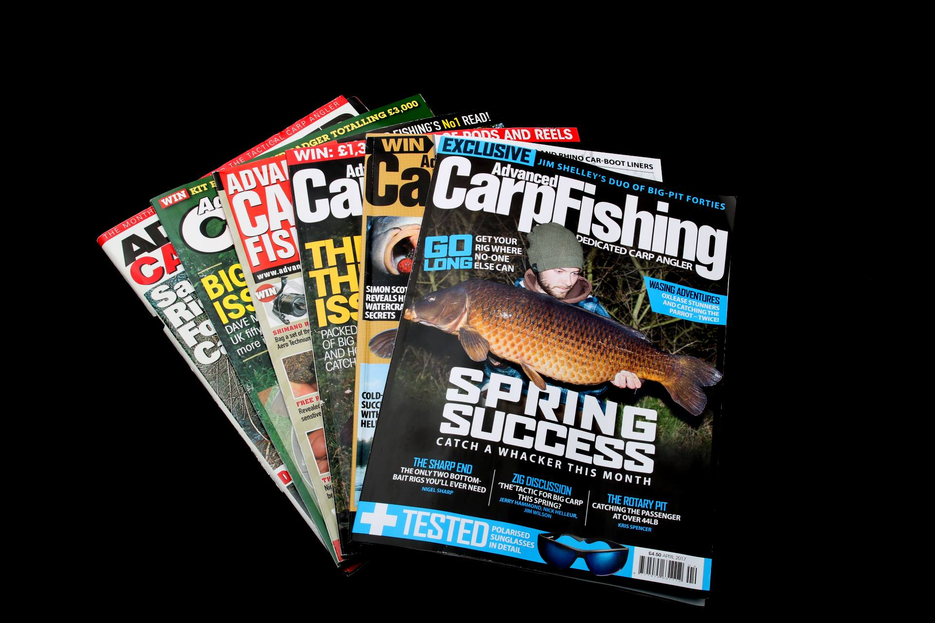 Advanced Carp Fishing calling it quits