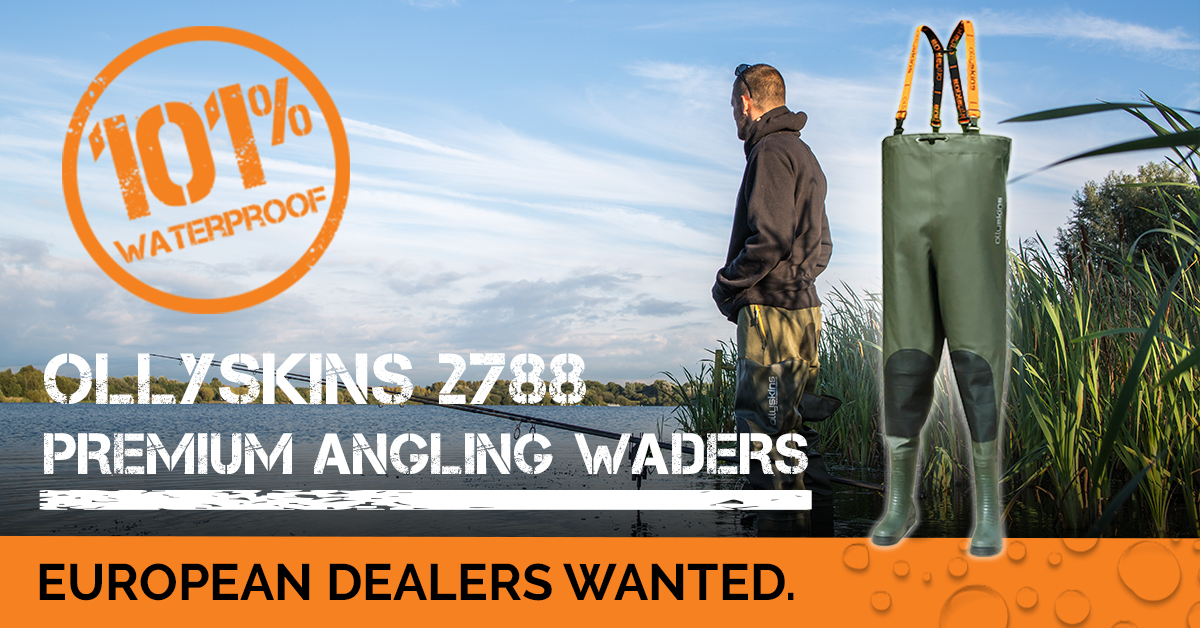 Ollyskins – a New Brand in Carp Angling